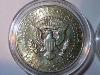 Predám US 1/2 Dollar 1964 Kennedy - Silver