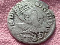 Prosím pomoc pri určení Trojaka Sigizmunda III.