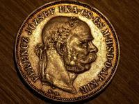 Predám 5 korunu 1900 KB