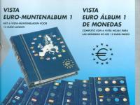 Album VISTA s kazetou diel.1,2 za eromince.