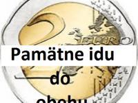 Posledná šanca 2€ do obehu