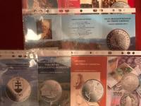 Letaky k SK minciam s podpismi