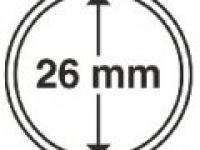 Kapsule na 2€ mince
