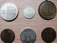 Medaily a žetóny