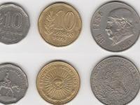 Argentína 1975+1962+1978, Mexiko 1981, Peru 1942