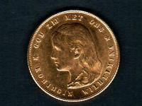 Au 10 gulden 1897