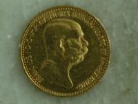 10 Koruna 1909 bz