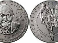 5x  strieborná 5€ minca z ročníkových BU sád San Marino