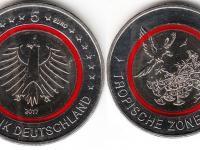 5€ 2017 J