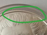oxidacia v novych kapsuliach mincovne Kremnica