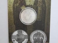 10 eur - Uznanie slovanského liturgického jazyka - BK