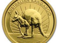 Kúpim Australian Kangoroo 1/10 oz. gold 2011