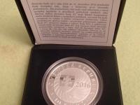 Predám slovenské mince - Predsedníctvo, Mária Terézia, Karpatské bukové a iné