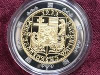 Mince prvej ČR 1921-1938, limitovaná razba 30 ks, čislo razby 7