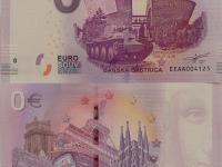 0 euro souvenir - SNP