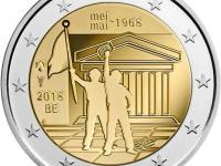2€ mince UNC Finsko 2018/2,Lotyšsko 2018/2,