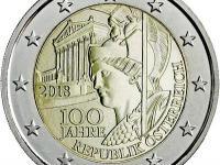 2€ mince UNC Portugalsko,Finsko 2018