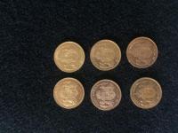 Predám 10 koruny KB 1914! + dukáty + dvadsaťkoruny....