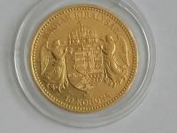 "10 koruna 1896 KB  ""R"""
