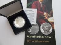 10 eur - Adam František Kollár - PROOF