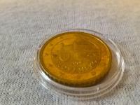 50 cent Slovensko 2009 proof