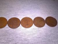 Chyborazby euro mince
