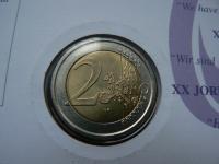 pam. 2€ Vatikán 2018 a San Maríno 2006, 2009 a 2018