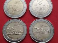 Predam/vymenim Pamatne euromince