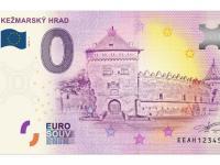 0€ suvenírové bankovky