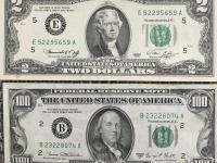 2$ a 100$