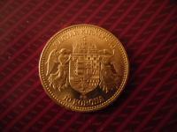 FJI.  -  10  korona  1892 KB