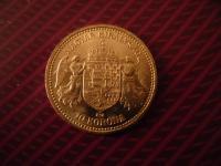FJI.  -  10  korona  1894 KB