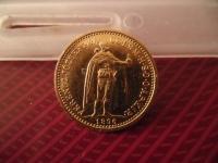 FJI.  -  10  korona  1896  KB