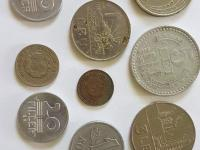 Rununske mince a bankovky
