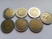 Predám/vymením pamätné 2euro mince
