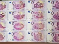 zahranicne 0€ bankovky - rozne krajiny EU