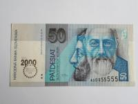 Päťdesiat slovenských korún