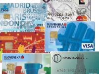 neplatné platobné karty