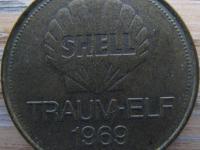 medaila/zeton Willi Schulz