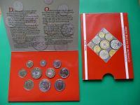 kúpim / vymením  mincovú kazetu Volterra Trio de Luxe na 51 kusov slovenských strieborných pamätných mincí v BK