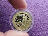 100 eur Svetové prírodné dedičstvo – Jaskyne Slovenského krasu