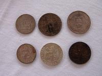 Predám ČSR Ag mince