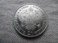 20 kreuzer 1841 A