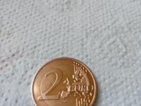 Lotyšsko 2 euro 2014 zvláštne prevedenie