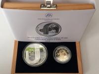 Predám Zberateľskú mincu k 25. výročiu vzniku Slovenska