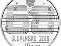 10 euro/2018 - Nenásilný spontánny odpor