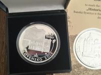 Vymením pamätnú mincu proof NP Nízke Tatry 500 sk, za inú proof 500 sk pamätnú mincu, alebo 20 e proof pamätnú mincu samozrejme v približne rovnakej cene