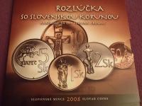 Rozlúčka so slovenskou korunou