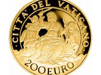 200 € Vatikán 2016
