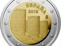 2€ mince UNC Estónsko 2019